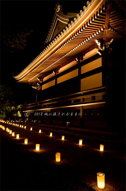奈良・飛鳥光の回廊 橘寺3