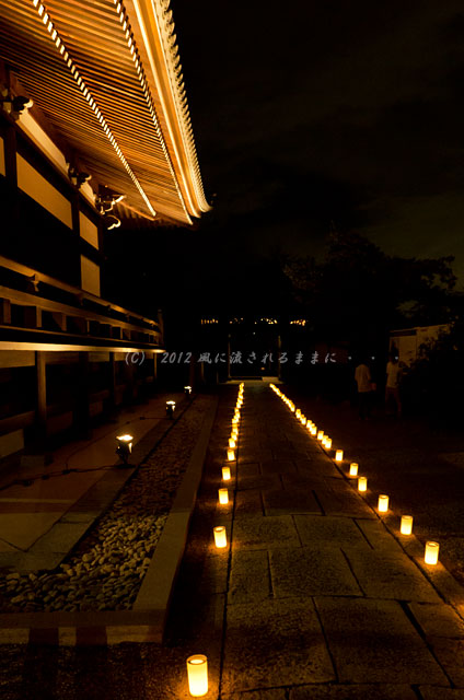 奈良・飛鳥光の回廊 橘寺4