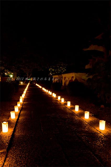 奈良・飛鳥光の回廊 橘寺5