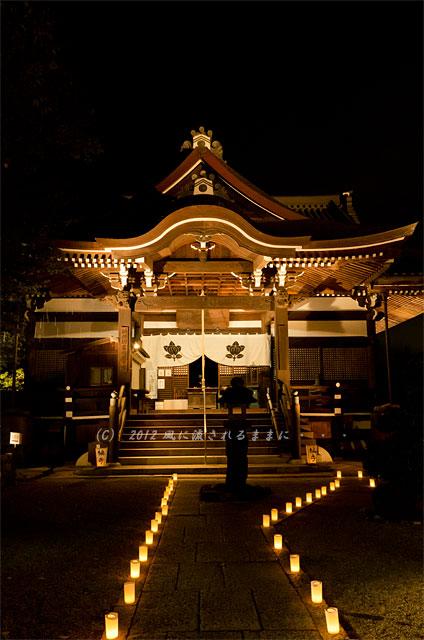 奈良・飛鳥光の回廊 橘寺6