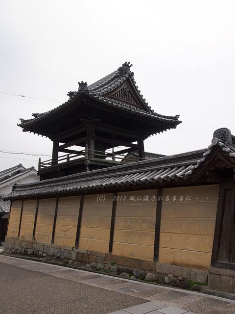 大阪・富田林 寺内町の町並み2