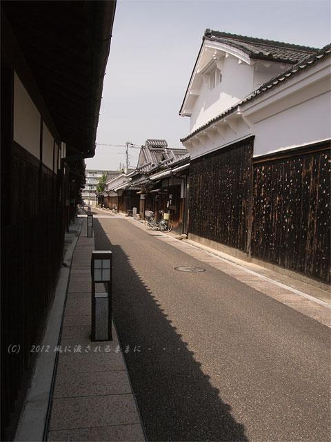 大阪・富田林 寺内町の町並み6
