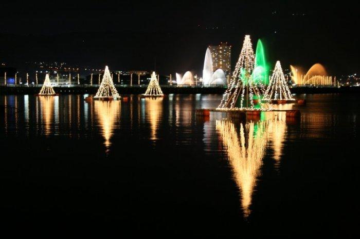 びわ湖大津灯りのまつり2014