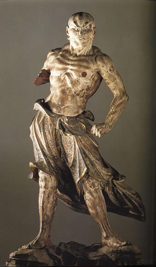 木造金剛力士立像(国宝)2