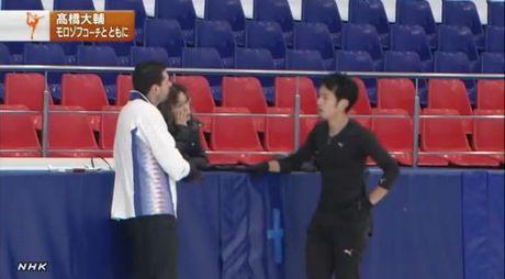 2012.9.15ロシア国立のスケートリンクで練習(22日まで) ②コピー