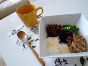神戸ライフ:ネバネバ丼