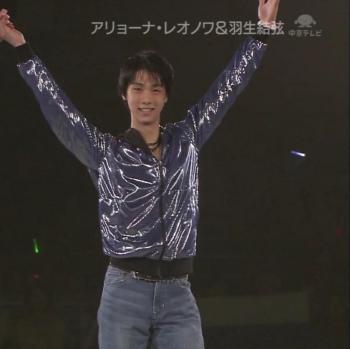 神戸ライフ:THE ICE 2012 羽生くん