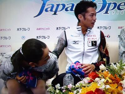 神戸ライフ:JO2012 大輔&真央