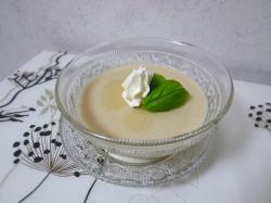 神戸ライフ:豆乳ごまプリン:P1040700