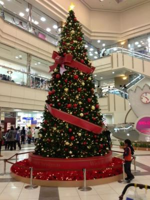 神戸ライフ:プレンティ クリスマスツリー