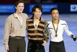 表彰式2012.11.18 ②