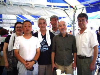 さんま祭2012