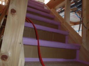 階段(洗面ー2階)