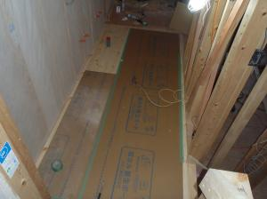 床板保護(洗面)