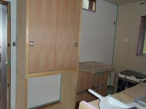 11月23日キッチン収納