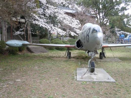 DSCN6445ジェット戦闘機T33A