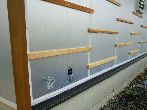 外壁水切り