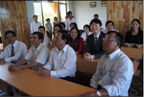 日本語センター教室