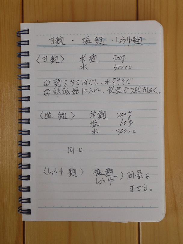 米麹レシピ (6)