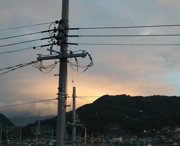 台風一過 (2)