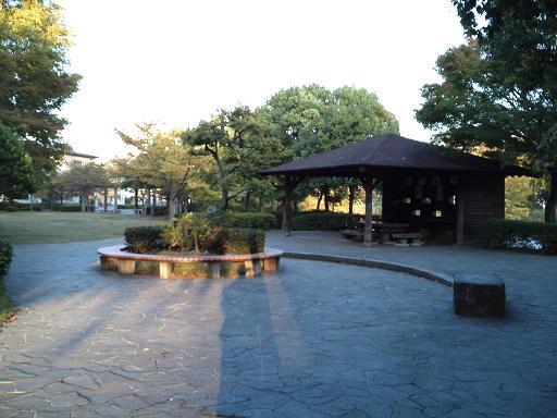 ポスティングの風景・辰巳公園 (5)