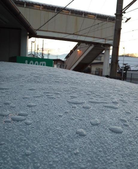ステップワゴン・氷の粒 (3)