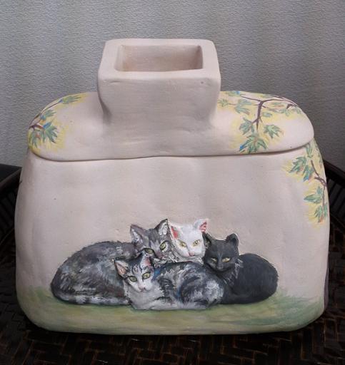 猫の肖像 (8)