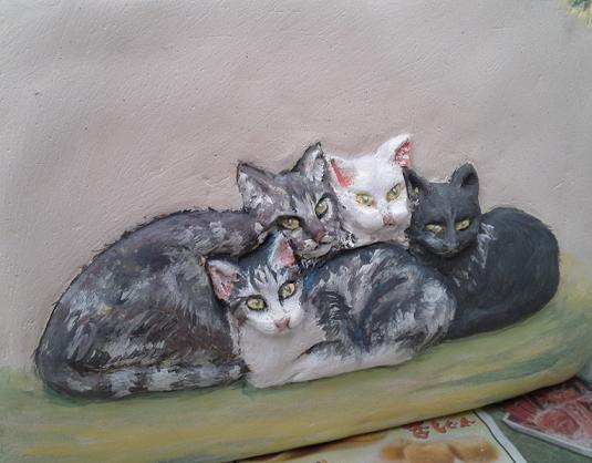 猫の肖像 (23)