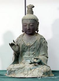 観世音菩薩像 韓国