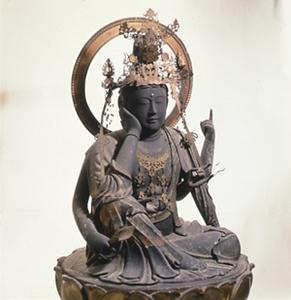 観世音菩薩像日本