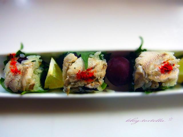 セイゴサラダ寿司