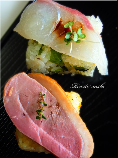 リゾット寿司4