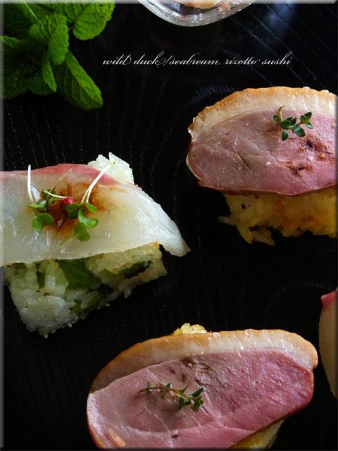 リゾット寿司5