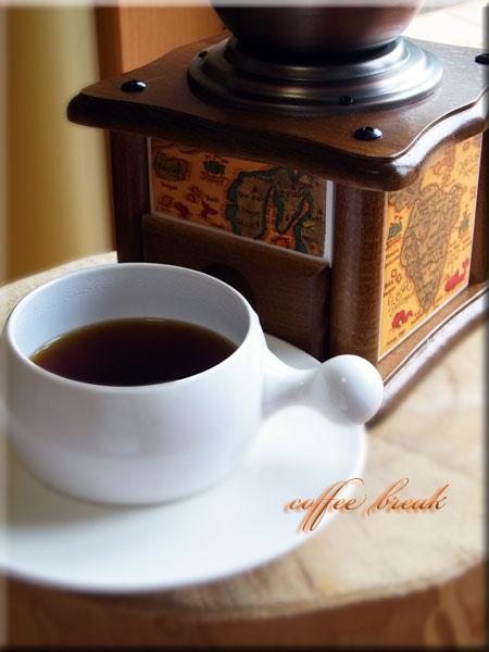 ミル&コーヒー