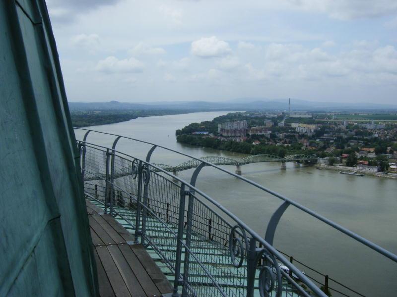 ドナウ川とスロベキア