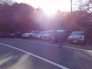 三つ峠駐車場2