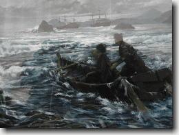 松陰蹈海の図24.3.20