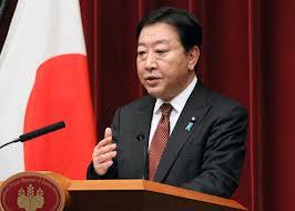 民主党・野田総理大臣2012.12.18