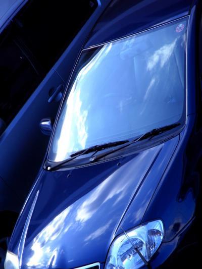 2012年 城崎温泉内のゴールデンウィークの臨時駐車場