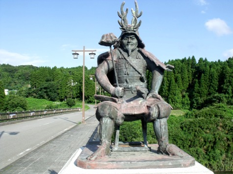 画像ー253 大多喜町・忠勝の像と柳原地区といすみ鉄道 017-2