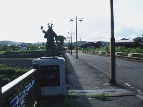 画像ー253 大多喜町・忠勝の像と柳原地区といすみ鉄道 025-2