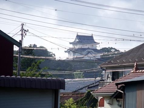 画像ー253 大多喜町・忠勝の像と柳原地区といすみ鉄道 028-2