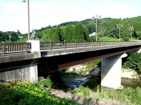 画像ー253 大多喜町・忠勝の像と柳原地区といすみ鉄道 039-2