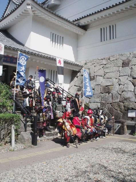 画像ー255 大多喜町 お城まつり 079-2