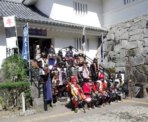 画像ー255 大多喜町 お城まつり 086-2