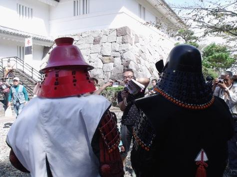画像ー255 大多喜町 お城まつり 096-2