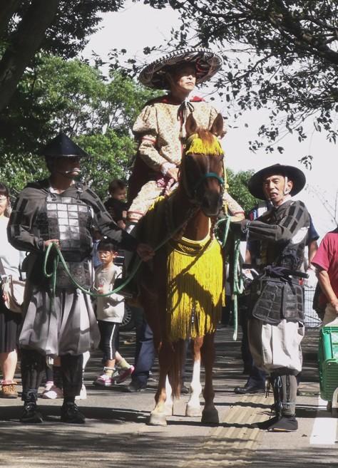 画像ー255 大多喜町 お城まつり 162-2