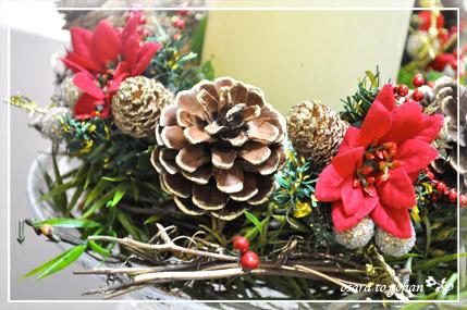 クリスマス テーブル 飾り