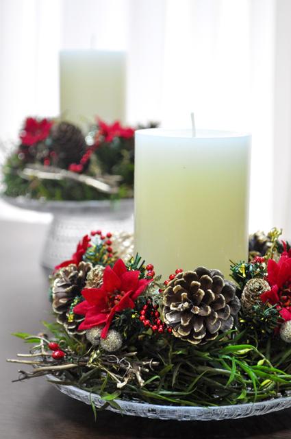 キャンドルライト クリスマス