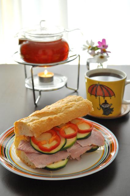 イッタラ 朝食